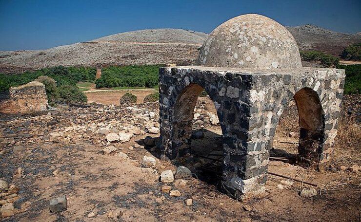 Well of Prophet Yusuf (عليه السلام)