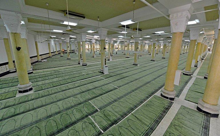 Masjid al-Khayf - IslamicLandmarks.com