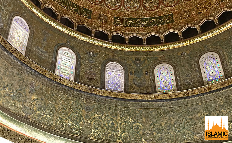 52-windows-in-the-Dome-of-the-Rock