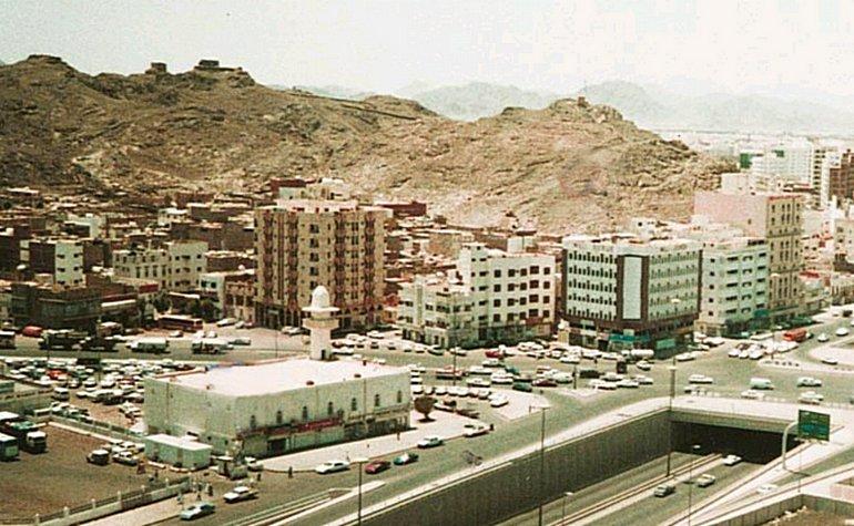 Aerial view of Masjid Sabaq