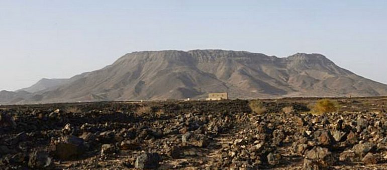 Another view of Jabal Ayr
