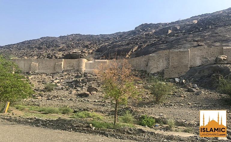 Canal of Zubaidah route