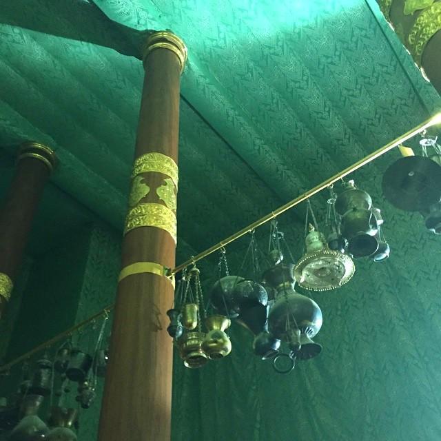 Ceiling of the Ka'bah