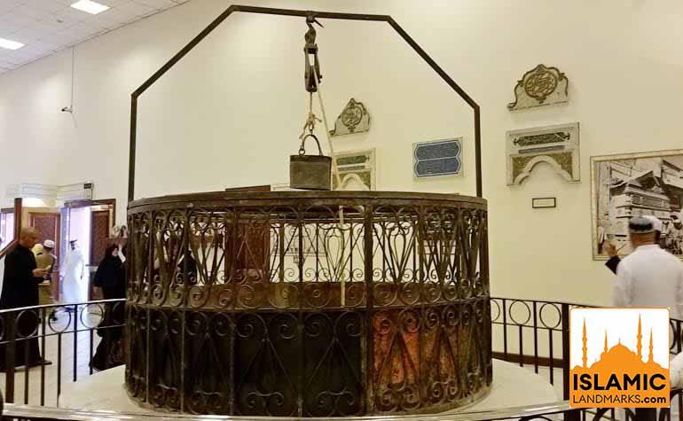Historic well of Zamzam