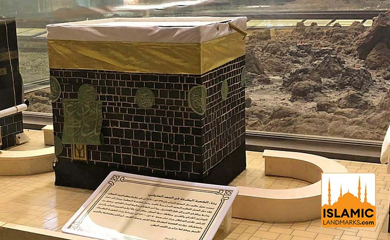 The Ka'bah in the time of Sultan Murad IV