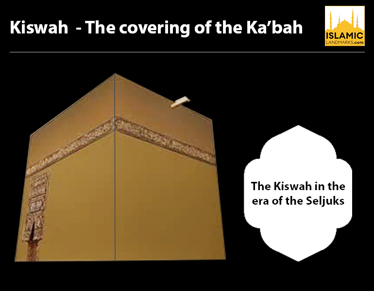 The Kiswah in the era of the Seljuks