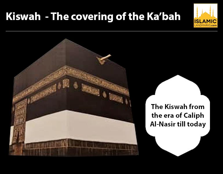 The Kiswah since the era of Caliph Al-Nasir