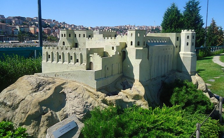 Miniature of the Ajyad Fortress