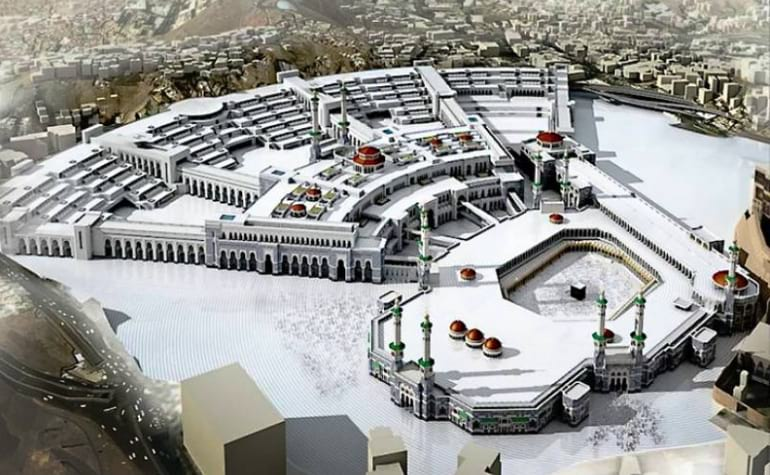 Completed King Abdullah expansion